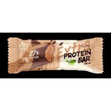 FIT KIT Extra Protein Bar 55г, Миндальный латте