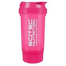 SCITEC Шейкер 700 мл (розовый)