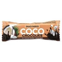 SNAQ FABRIQ Глазированный батончик 40г, Шоколад