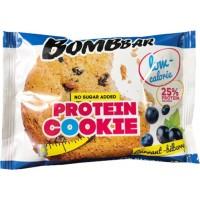 BOMBBAR Протеиновое печенье 40г, Смородина-черника
