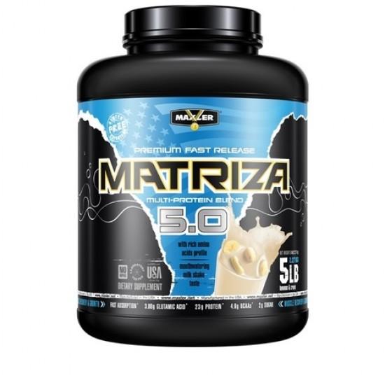 MAXLER MATRIZA 5.0 2270г, Молочный шоколад