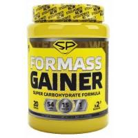 STEEL POWER FOR MASS GAINER 1,5кг, Классический шоколад