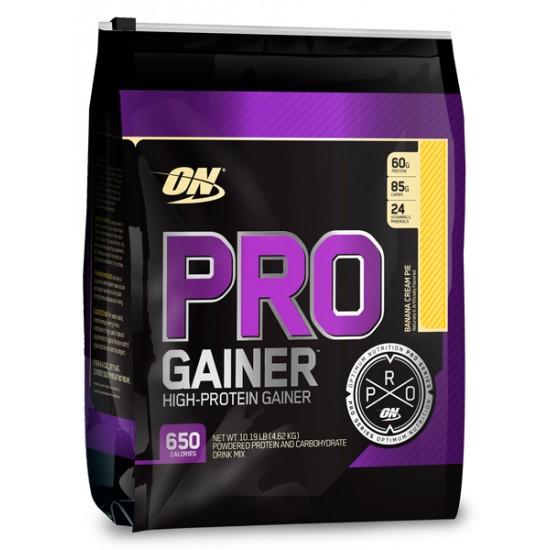 OPTIMUM NUTRITION Pro Complex Gainer 4,45 кг, Печенье-крем
