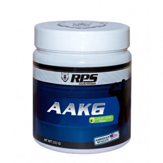 RPS AAKG 250 г, Лимон-Лайм