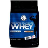 RPS Whey Protein 2,27 кг, Двойной шоколад