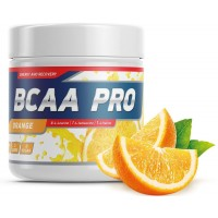 GENETICLAB BCAA Powder 250 г, Апельсин