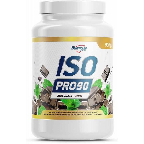 GENETICLAB ISO PRO90 900г, Шоколад-мята