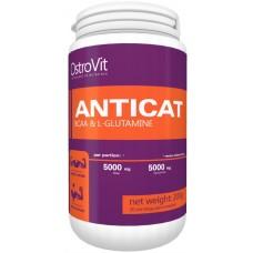 OstroVit Anticat BCAA + L-Glutamine (200г)