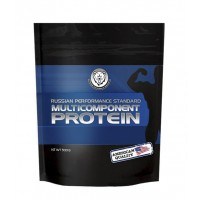 RPS Multicomponent Protein 500 г, Двойной шоколад