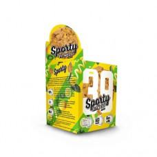 SPORTY Fitness печенье 70г, Лимон