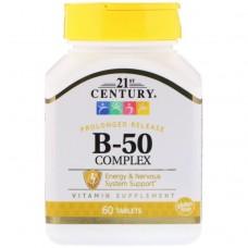 21ST CENTURY B-50 Complex 60 табл