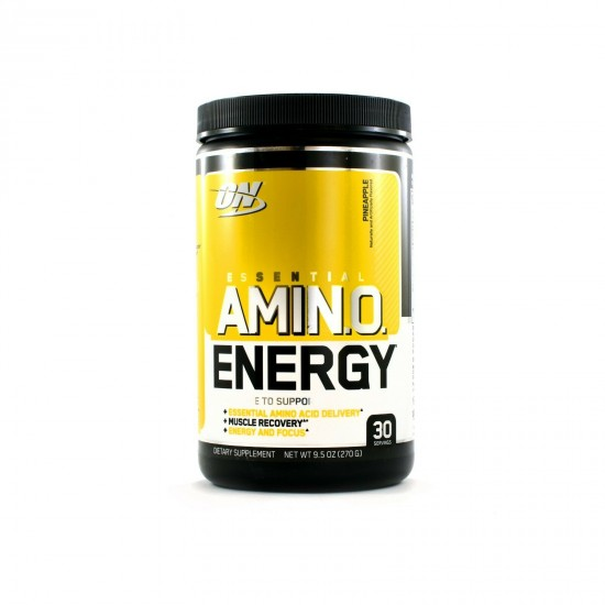 OPTIMUM NUTRITION Amino Energy 30 порц, Ананас