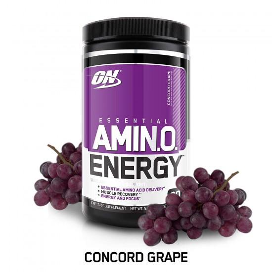 OPTIMUM NUTRITION Amino Energy 30 порц, Виноград