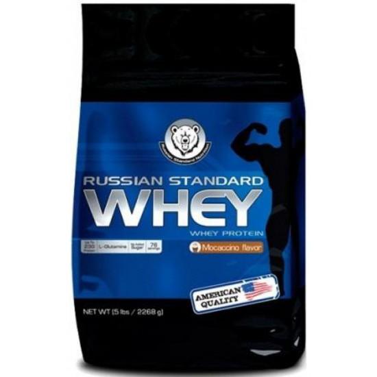 RPS Whey Protein 2,27 кг, Ваниль