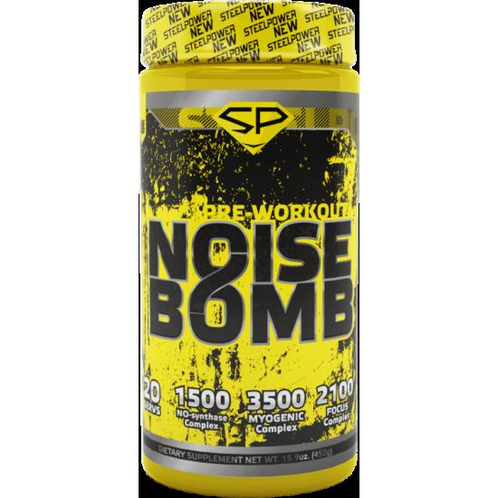 STEEL POWER NOISE BOMB 450г, Яблоко