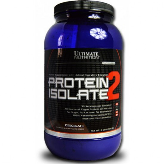 ULTIMATE Protein Isolate 2 839 г, Ваниль