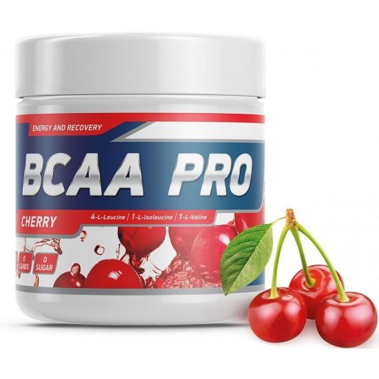 GENETICLAB BCAA Powder 250 г, Вишня