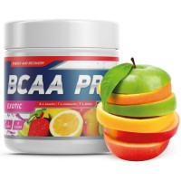 GENETICLAB BCAA Powder 250 г, Экзотик