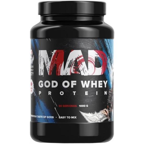 MAD GOD OF WHEY 1 кг, Шоколад