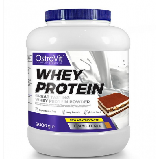 OSTROVIT Whey Protein 2 кг