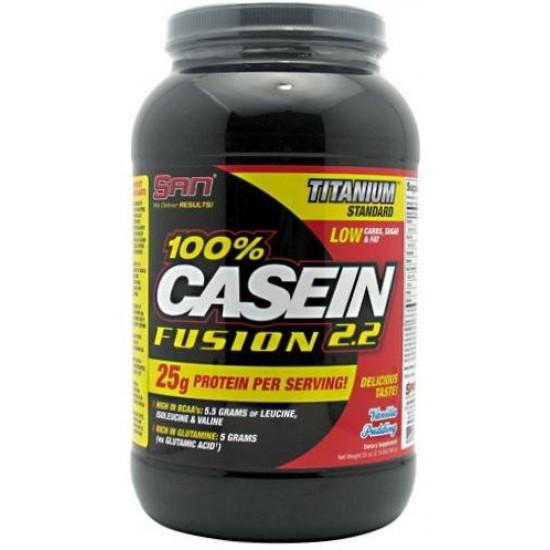 SAN Casein Fusion 2,2 lb (1кг)