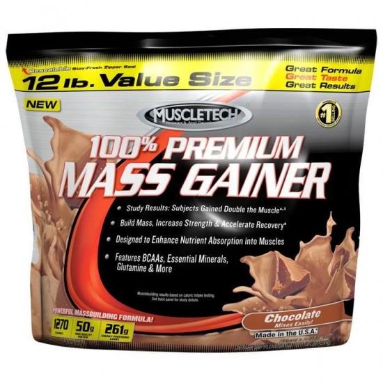 MuscleTech 100% Mass Gainer V2 12lb (5,45кг)