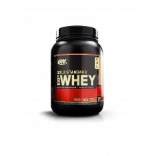 OPTIMUM NUTRITION Whey Protein Gold Standard 908 г, Французкая ваниль