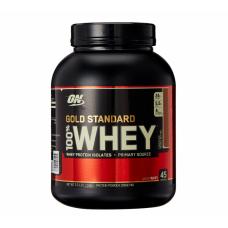 OPTIMUM NUTRITION Whey Protein Gold Standard 2.27 кг, Клубника