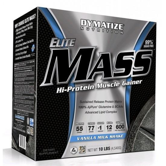 Dymatize Elite Mass Gainer 10lb (4,54кг)