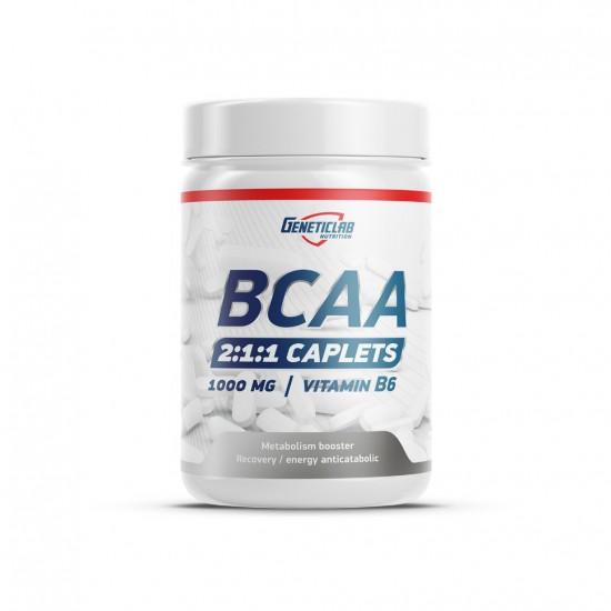 GENETICLAB BCAA 2:1:1 1000 + B6 90 caplets