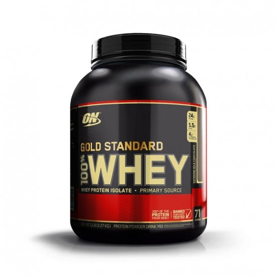 OPTIMUM NUTRITION 100% Whey Protein Gold Standard 2lb (0,9кг)