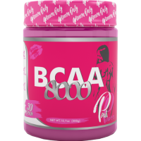 STEEL POWER BCAA 8000 Pink 300г, Кола