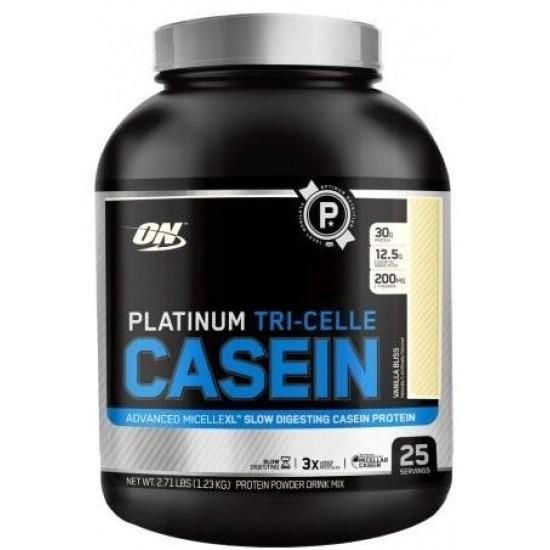 OPTIMUM NUTRITION Platinum TRI-Celle Casein 2,3lb (1кг)