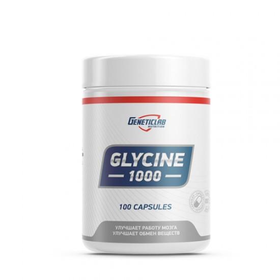 GENITICLAB GLYCINE 1000 100 caps