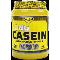 STEEL POWER Long Casein Protein 900г, Сливочная карамель