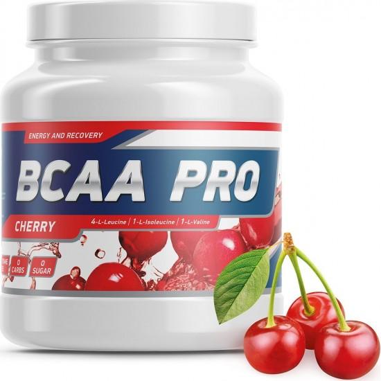 GENETICLAB BCAA 411 Powder 500 г, Вишня