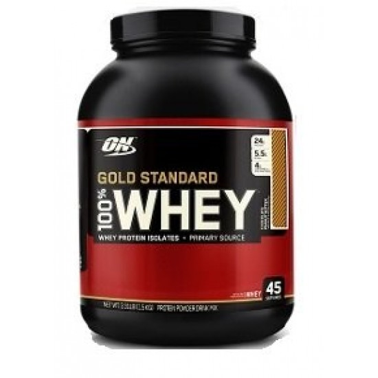 OPTIMUM NUTRITION 100% Whey Protein Gold Standard 3,27lb (1,5кг)