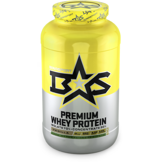 BINASPORT Premium Whey Protein 1300г