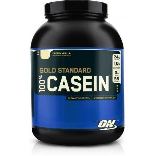 OPTIMUM NUTRITION 100% Casein Protein 2lb (0,9кг)