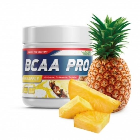 GENETICLAB BCAA Pro Powder 250 г, Ананас