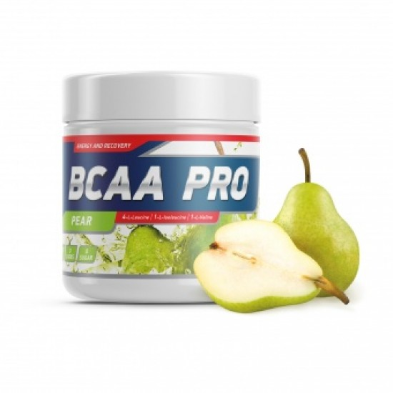 GENETICLAB BCAA Powder 250 г, Груша