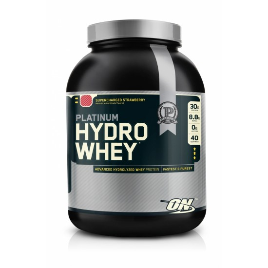 OPTIMUM NUTRITION Platinum Hydro Whey 1,59 кг, Шоколад