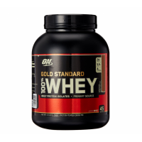 OPTIMUM NUTRITION Whey Protein Gold Standard 2.27 кг, Ванильное мороженое