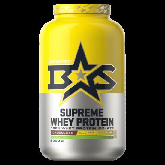 BINASPORT Supreme Whey Protein 2000г