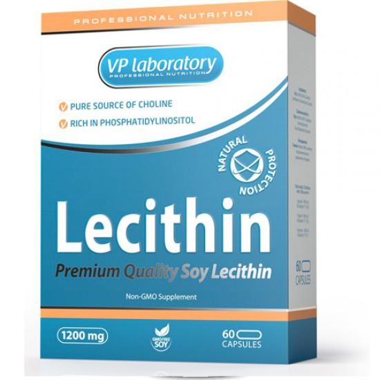 VP Lab Lecithin 1200мг 60 капс
