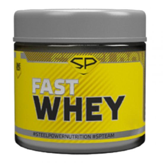STEEL POWER Fast Whey Protein 30г, Сливочная карамель
