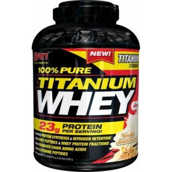 SAN 100% Pure Titanium Whey 5lb (2,27кг)