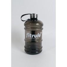 FitRule Бутыль 2,2л, Черный