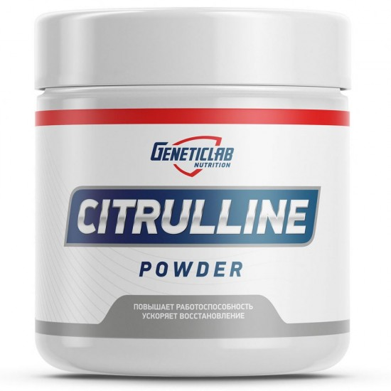 GENETICLAB CITRULLINE Powder 300г
