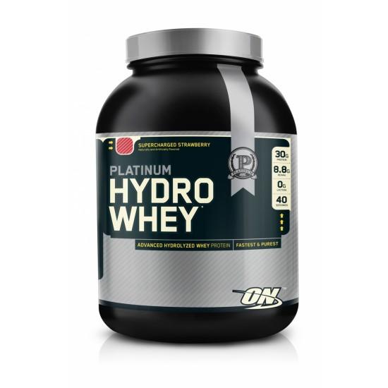 OPTIMUM NUTRITION Platinum Hydro Whey 1,59 кг, Ванильный